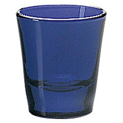 Libbey Cobalt 1.5-oz Whiskey Shot Glasses (Case of 72)