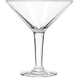 Libbey Grande Super 48-oz Martini Glasses (Pack of 6)