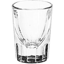 Libbey Fluted 2-oz Whiskey Shot Glasses (Case of 48)