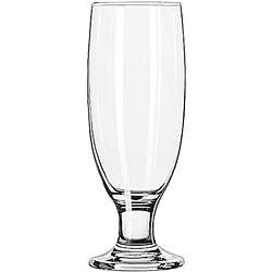 Embassy 12-oz Pilsner Glasses (Case of 36)