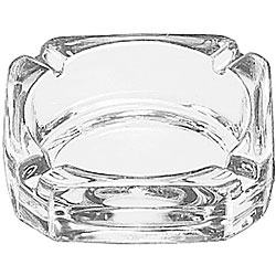 Glass 3.75-in Ashtrays (Case of 36)