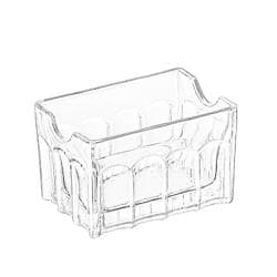 Libbey 3.5-in Sugar Packet Holders (Case of 24) - Thumbnail 1