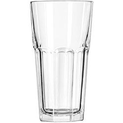 Libbey 20-oz Gibraltar Stackable Glasses (Case of 24)