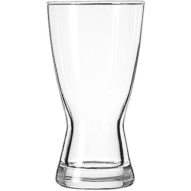 Libbey 12-oz Hourglass Pilsner Glasses (Case of 24)