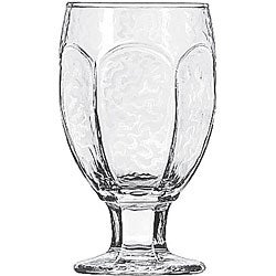 Libbey 10.5-oz Chivalry Banquet Goblets (Case of 24)