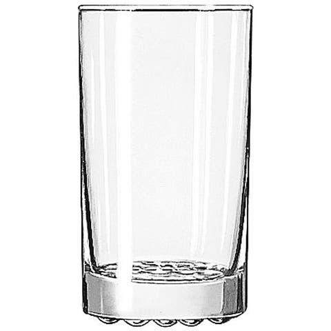 Libbey 11.25-oz Nob Hill Beverage Glasses (Case of 24)