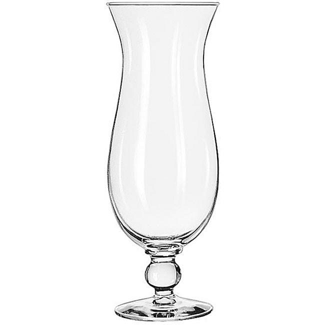 Libbey 23.5-oz Hurricane Glasses (Pack of 12)