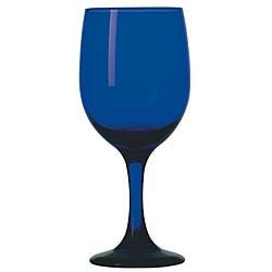 Libbey Premiere Cobalt 11.5-oz Goblet Glasses (Pack of 12)
