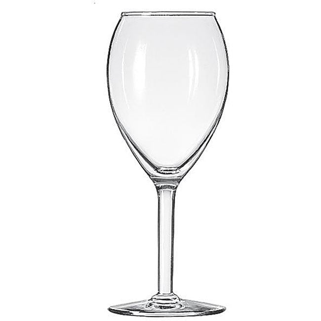 Libbey Citation 12.5-oz Tall Wine Glass (Pack of 12)