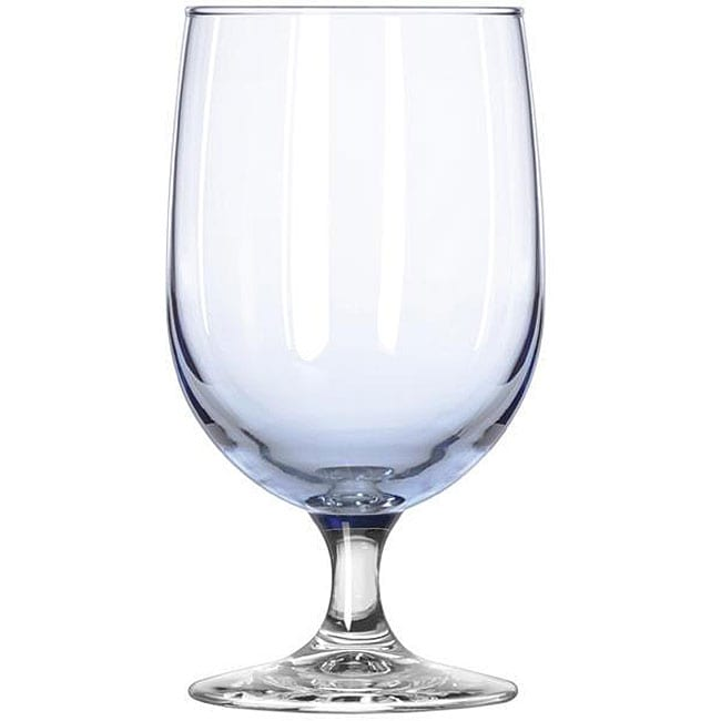 Libbey Montibello Misty Blue 16-ounce Iced Tea Glasses (Set of 12)