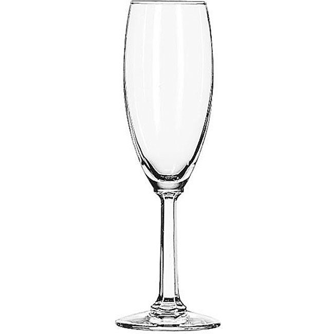 Libbey Napa Country 6-oz Flutes (Pack of 12)