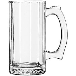 Libbey Paneled 12.5-oz Sports Mugs (Pack of 12)