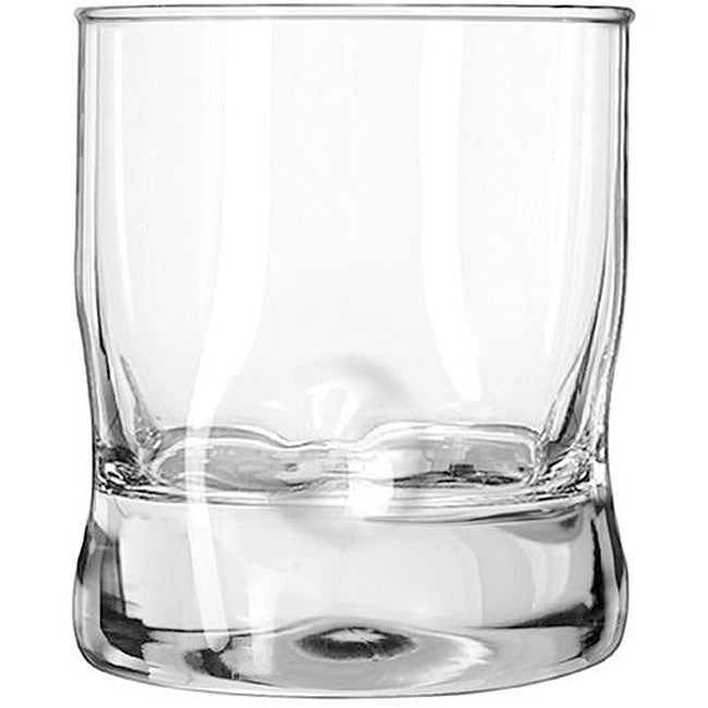 Libbey Impressions 12-oz Double Old Fashioned Glasses (Pack of 12)