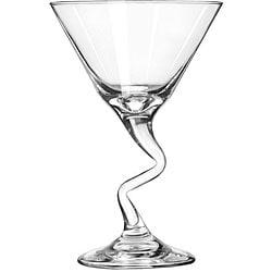 Libbey Z-stem 9.25-oz Martini Glasses (Pack of 12)
