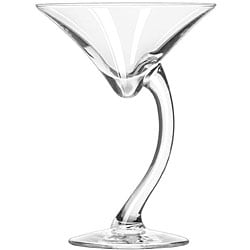 Bravura 6.75-oz Martini Glasses (Pack of 12)
