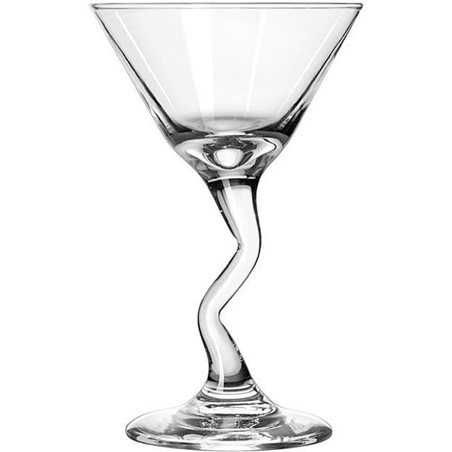 Embassy 7.5-oz Z-Stem Martini Glasses (Pack of 12)