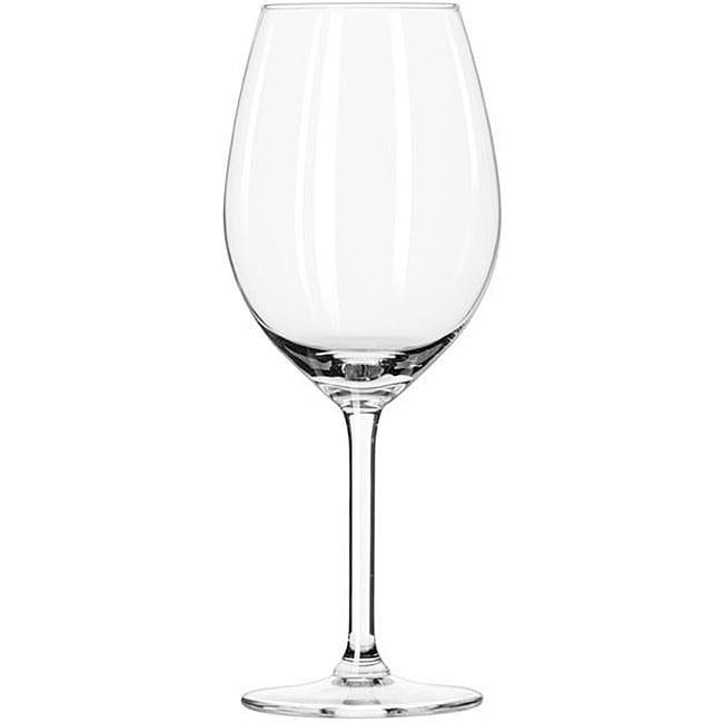 Libbey Allure Royal Leerdam 14.25-oz Wine Glasses (Pack of 12)