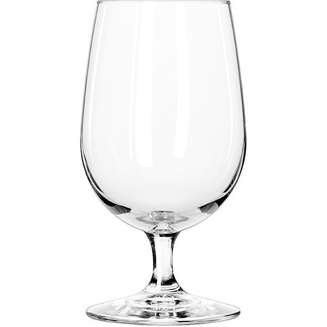 Libbey Vina 16 Oz Goblets Pack Of 12 Free Shipping