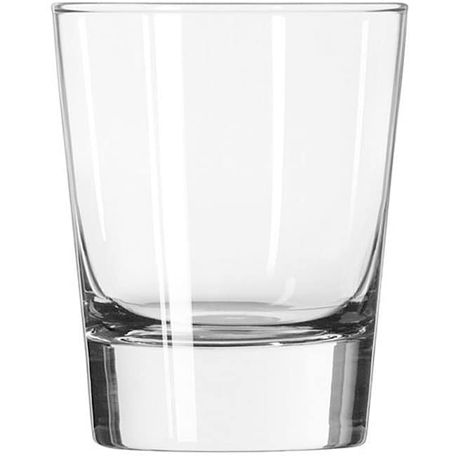 Libbey Geo 13.25-oz Double Old-fashioned Glasses (Pack of 12)