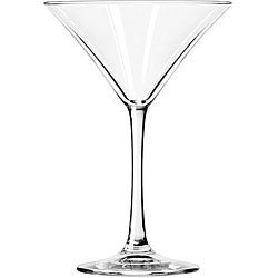 Libbey Vina 8-oz Martini Glasses (Pack of 12)