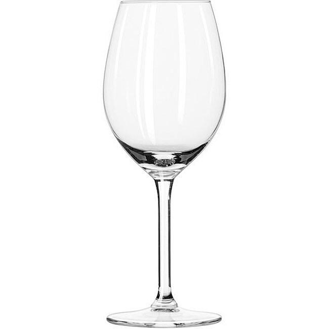 Libbey Allure 11.25-oz Royal Leerdam Wine Glasses (Pack of 12)