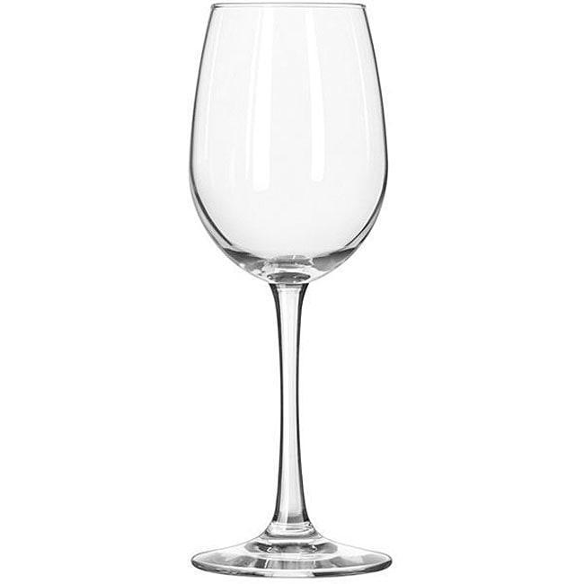 Libbey Vina 10.25-oz Tall Wine Glasses (Pack of 12)
