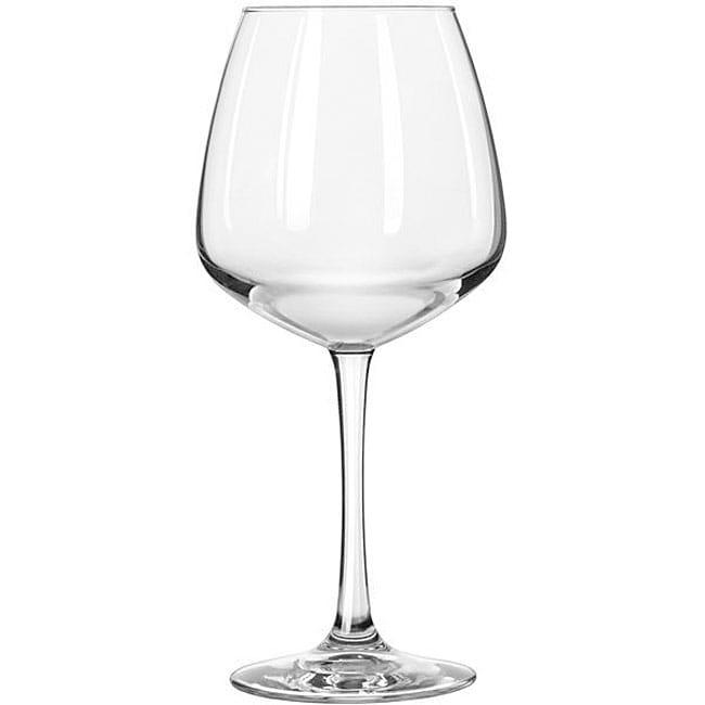 Libbey Vina Diamond 18.25-oz Balloon Glasses (Pack of 12)