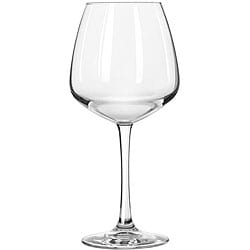 Libbey Vina Diamond 18.25-oz Balloon Glasses (Pack of 12)