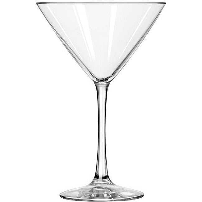 Libbey Vina 10-oz Martini Glasses (Pack of 12)
