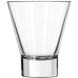 Libbey Series V V350 11.875-inch Double Old Fashioned Glasses (Pack of 12)