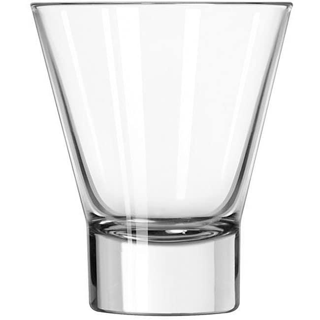 Libbey Series V V325 11-oz Rocks Glasses (Pack of 12)