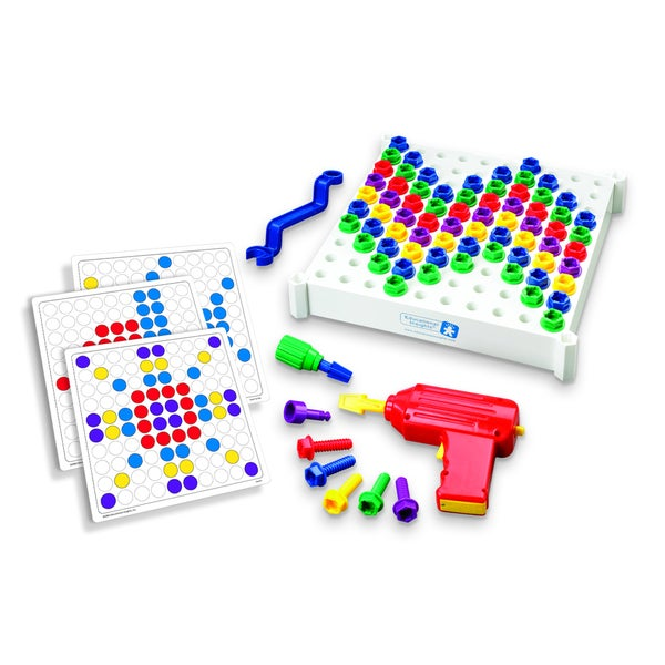Educational Insights Design & Drill® Activity Center
