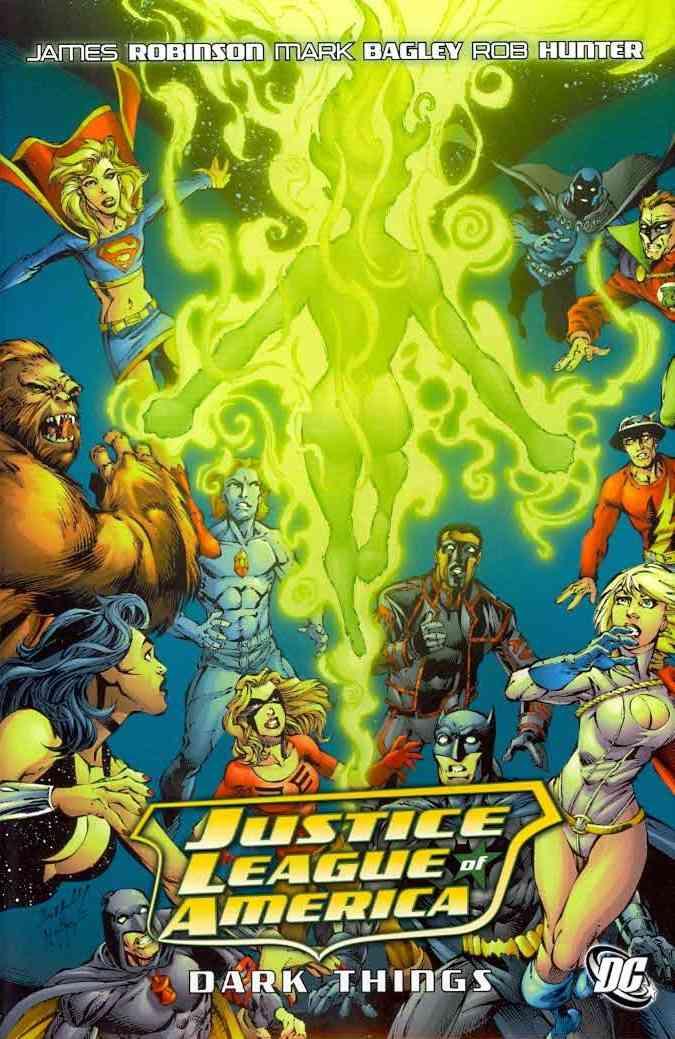 Justice League of America: Dark Things (Hardcover)