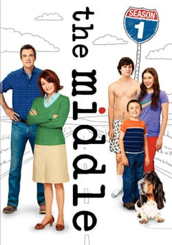 The Middle: The Complete First Season (DVD)