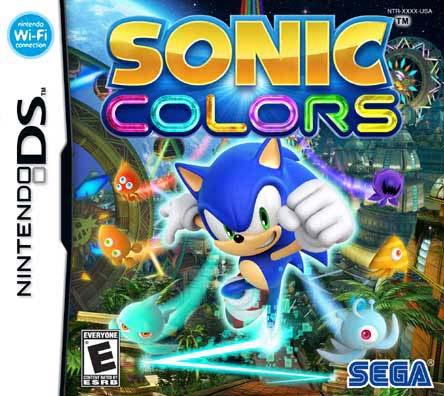 Nintendo DS - Sonic Colors