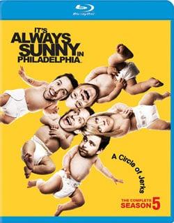 It's Always Sunny In Philadelphia Season 5 (Blu-ray Disc)