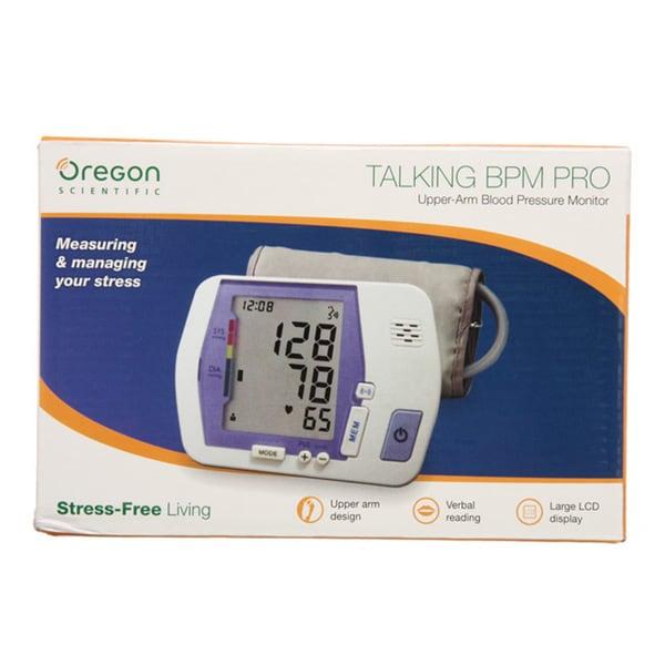 Oregon Scientific Talking Blood Pressure Monitor