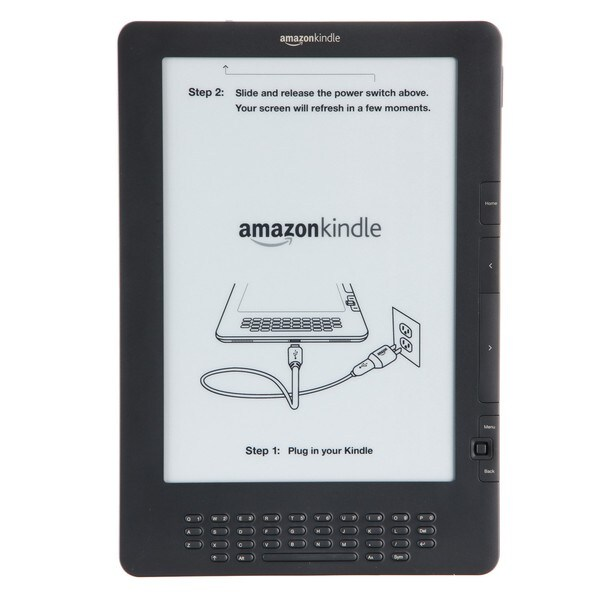 Kindle DX, Free 3G, 9.7 inch E Ink Display, 3G