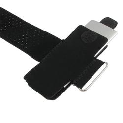 Suede Armband for Apple iPod Nano 4th Gen - Thumbnail 1