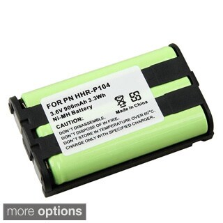 INSTEN Cordless Phone Battery for Panasonic HHR-P104