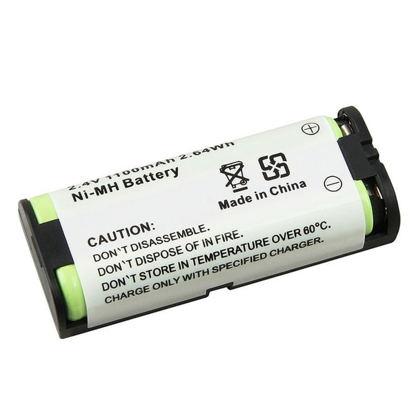 INSTEN Cordless Phone Battery for Panasonic HHR-P105