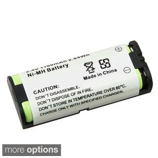 INSTEN Cordless Phone Battery for Panasonic HHR-P105