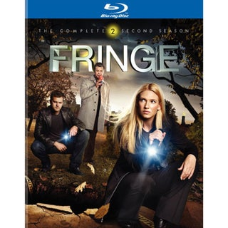 Fringe: The Complete Second Season (Blu-ray Disc)