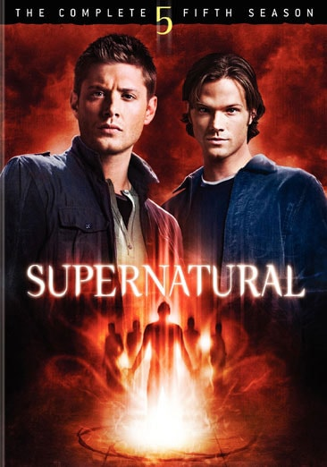 Supernatural: The Complete Fifth Season (DVD)