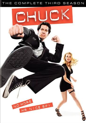 Chuck: The Complete Third Season (DVD)
