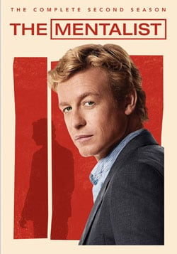 The Mentalist: The Complete Second Season (DVD)