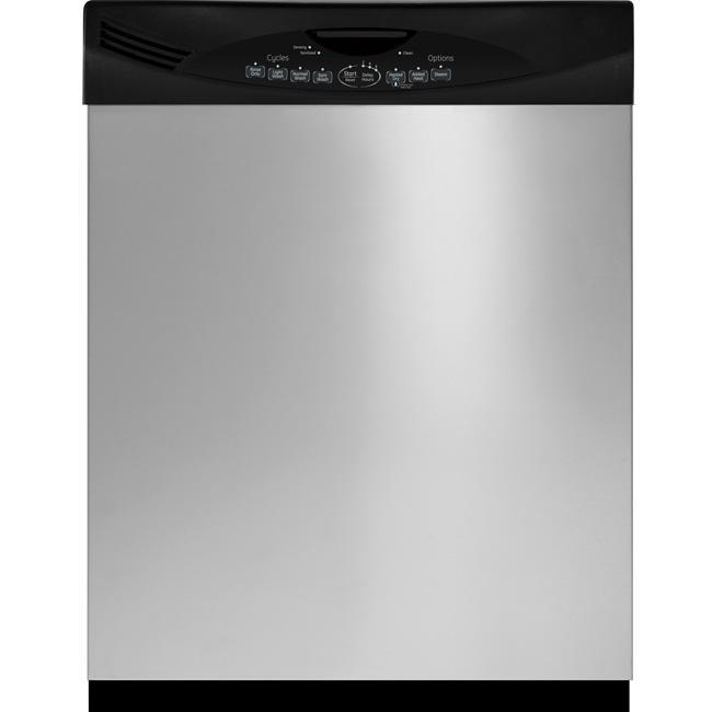 Stainless Steel Softmetal Dishwasher Cover (Medium)