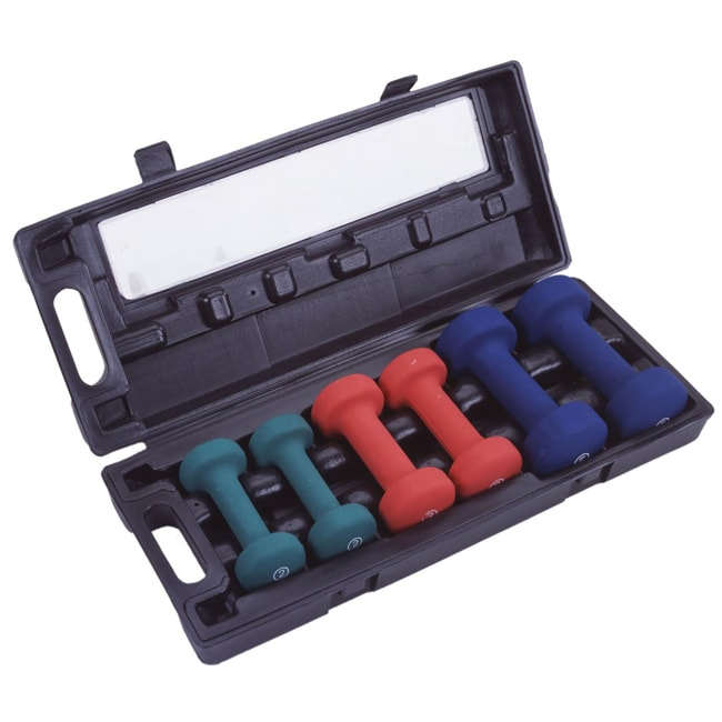 Impex Neoprene Dumbbell Set - Thumbnail 0
