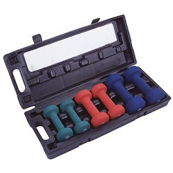 Impex Neoprene Dumbbell Set