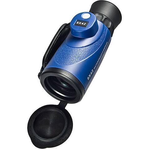 Barska 7x42 Waterproof Internal Rangefinder w/ Compass Monocular